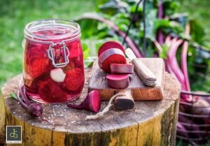 Organic Beetroot Pickles