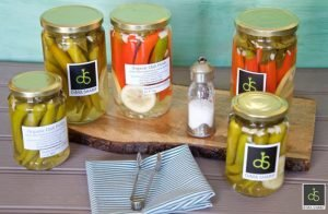 Organic Chili Pickles