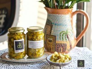 Organic Lemon & Chili Pickle